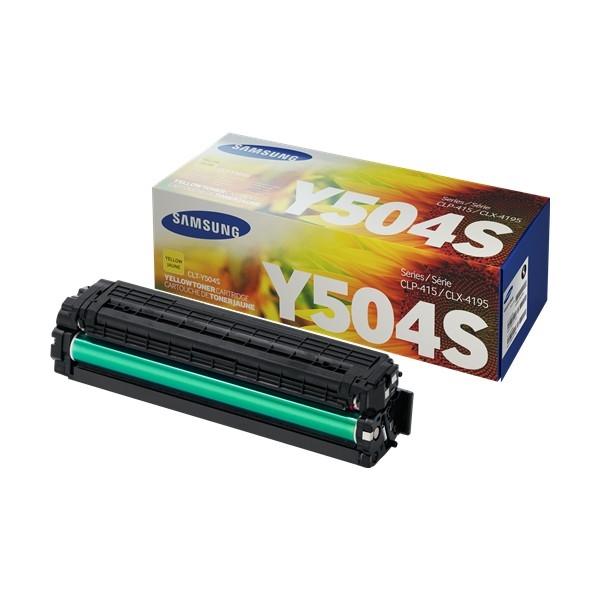 Samsung CLTY504S  Toner