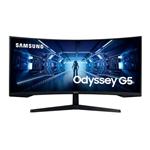 Samsung Odyssey G5 LC34G55TWWRXEN 34 LED UltraWide QHD 165Hz FreeSync  Monitor