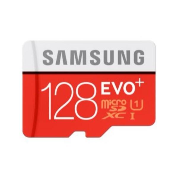 Samsung EVO 128GB MicroSDHC Clase 10  Memoria Flash