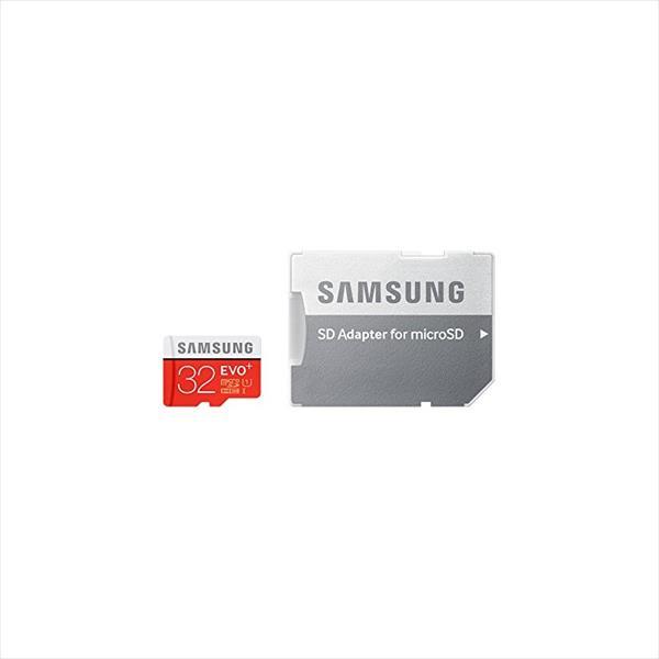 Samsung EVO+ 16GB micro sdHC - Memoria Flash
