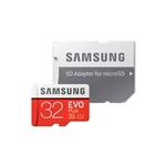 Samsung EVO PLUS 32GB MicroSD Clase 10 - Memoria Flash