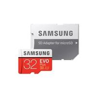 Samsung EVO PLUS 32GB MicroSD Clase 10  Memoria Flash