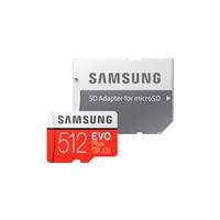 Samsung EVO PLUS 512GB MicroSD Clase 10 - Memoria Flash