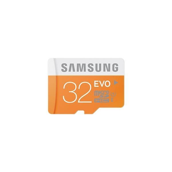 Samsung EVO 32GB MicroSDHC Clase 10 Memoria Flash