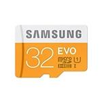Samsung EVO 32GB MicroSDHC Clase 10 2017 - Memoria Flash