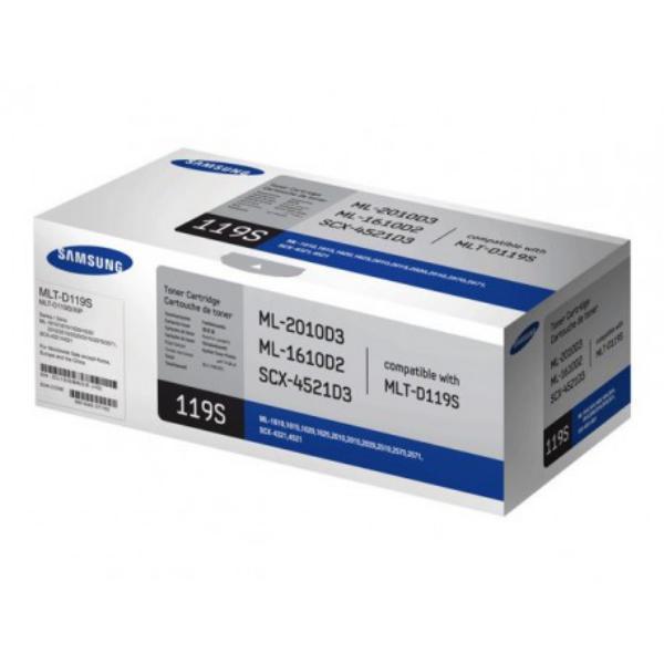 Samsung MLT-D119S/ELS Negro – Tóner