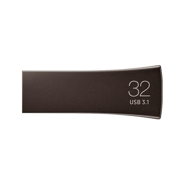 Samsung BAR Titan Gray Plus 32GB USB 3.1 - PenDrive