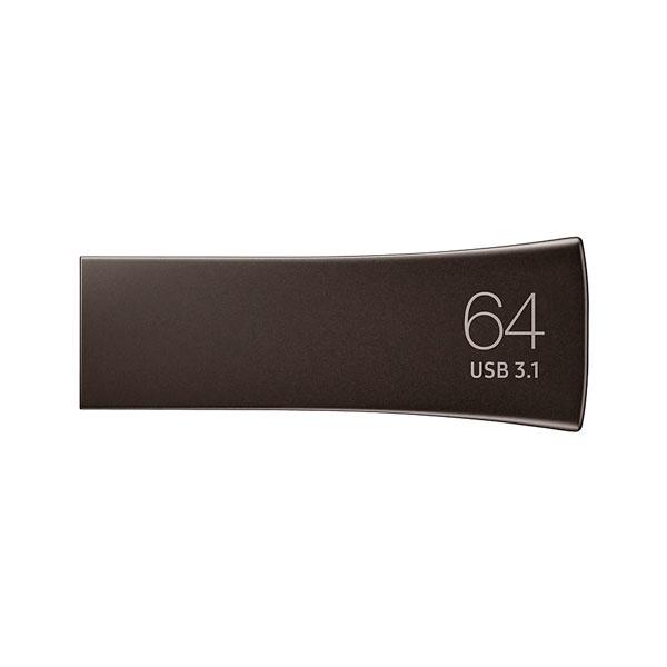 Samsung BAR Titan Gray Plus 64GB USB 31  PenDrive