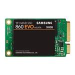 Samsung 860 EVO 500GB m-SATA - Disco Duro SSD