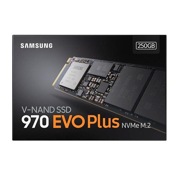 Samsung 970 EVO Plus 250GB M.2 PCIe NVME - Disco Duro SSD
