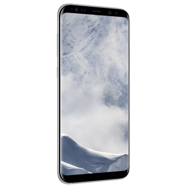 Samsung Galaxy S8 62 64GB Plata Android  Smartphone