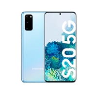 Samsung Galaxy S20 5G 128GB Blue - Smartphone