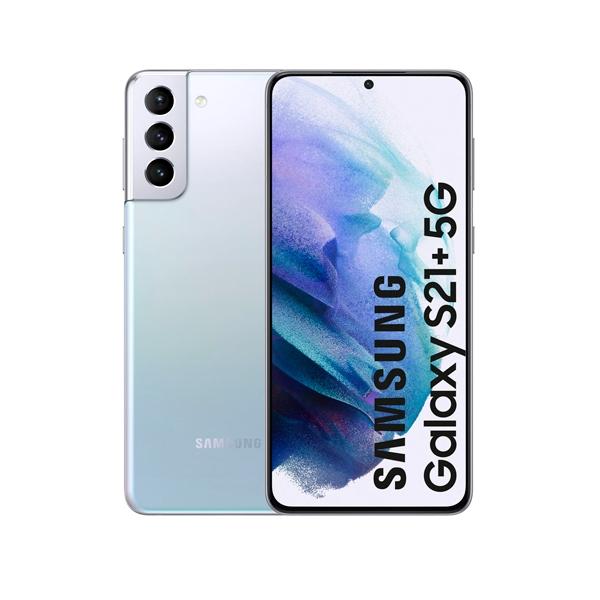 Samsung Galaxy S21 Plus 5G 256GB Plata Libre Smartphone