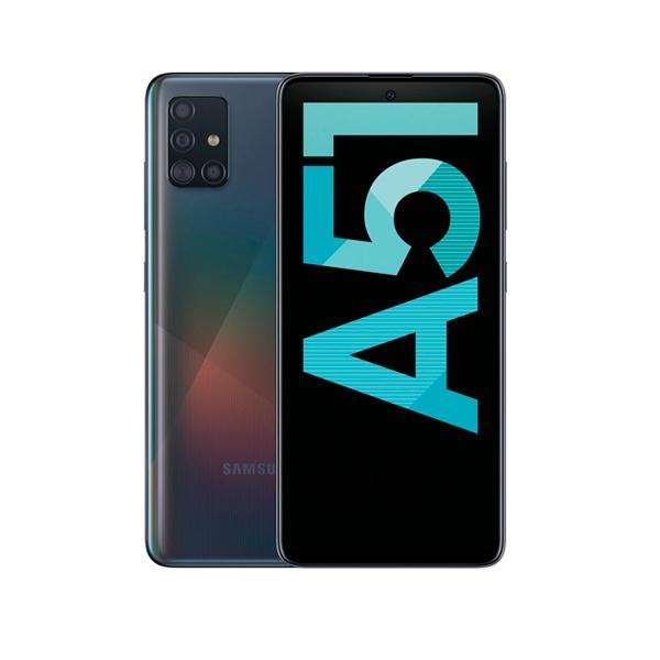 Samsung Galaxy A51 4GB 128GB 65 Negro Smartphone