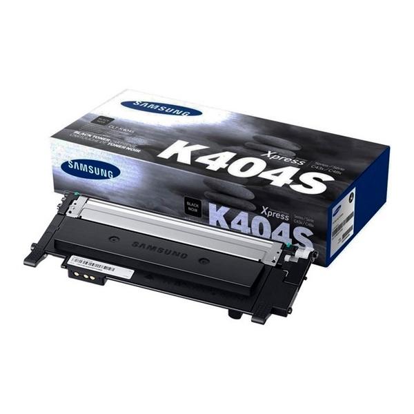 Samsung CLTK404S Negro 1500 Páginas  Toner