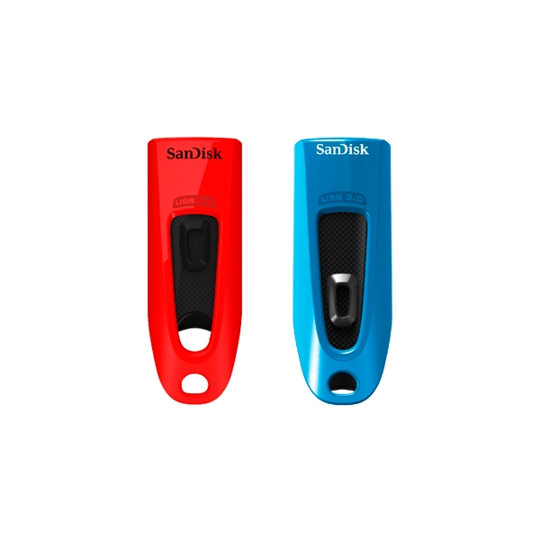 SanDisk Ultra USB 30 32GB Pack de 2  PenDrive