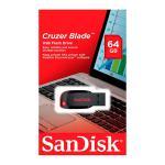SanDisk Cruzer Blade 64GB - Pendrive