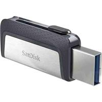 SanDisk Ultra Dual Drive USB 31 USB TypeC 32GB  Pendrive