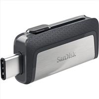 SanDisk Ultra Dual Drive USB 31 USB TypeC 128GB  Pendrive