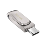 SanDisk Ultra Dual Drive Luxe USB tipo C 64GB - PenDrive