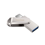 SanDisk Ultra Dual Drive Luxe USB tipo C 128GB  PenDrive