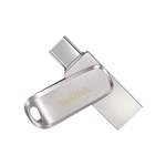 SanDisk Ultra Dual Drive Luxe USB tipo C 1TB  PenDrive