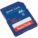 SanDisk Standard 16GB  Tarjeta SD