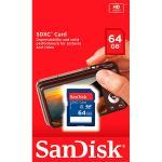SanDisk Standard 64GB - Tarjeta SD