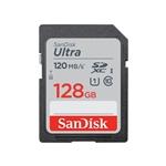 SanDisk Ultra 128GB 120MBs  Tarjeta SD