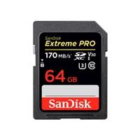 SanDisk Extreme Pro 64GB 170MBs  Tarjeta SD
