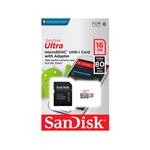 SanDisk Android Ultra 16GB 48MBs  Tarjeta MicroSD