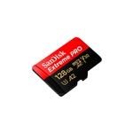 SanDisk Extreme Pro 128GB 170MBs cAdap  Soft  MicroSD