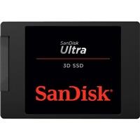 SanDisk Ultra 3D 2TB – Disco Duro SSD
