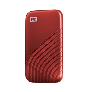 WD Passport 1TB USB 32 Gen 2 25 Rojo  SSD Externo