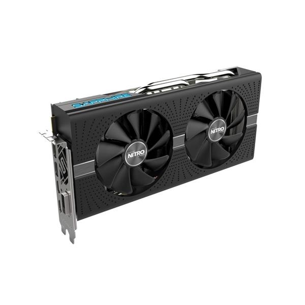 Sapphire AMD Radeon RX580 Nitro+ 4GB – Gráfica