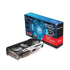 Sapphire Nitro Radeon RX6800 XT Gaming OC Special Edition 16GB GD6  Tarjeta Gráfica AMD