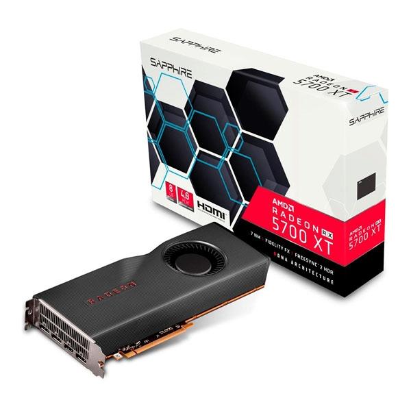 Sapphire Radeon RX 5700 XT 8GB  Grfica
