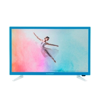 Schneider RAINBOW 24 LED HD USB HDMI Azul - TV