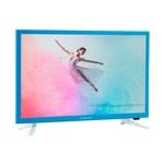 Schneider RAINBOW 24 LED HD USB HDMI Azul  TV