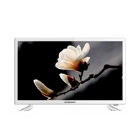 Schneider RAINBOW 24 LED HD USB HDMI Blanco  TV