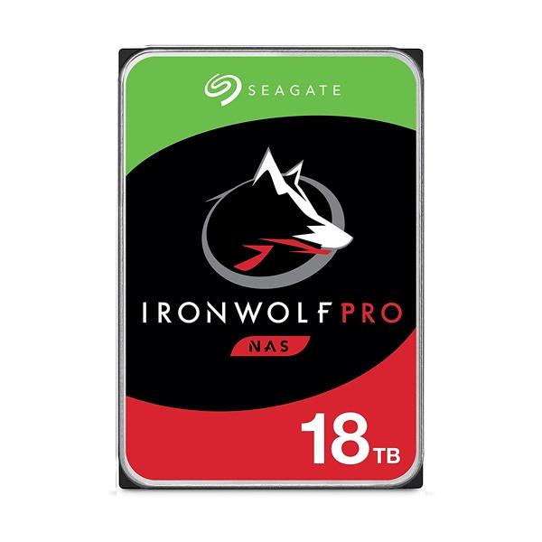 Seagate IronWolf Pro 18TB 35 72K SATA 256MB  Disco Duro