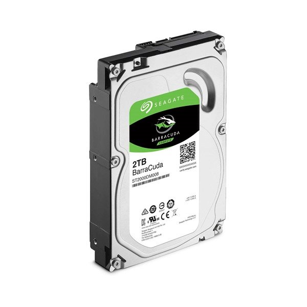 Seagate Barracuda 2TB 35 256MB  Disco Duro