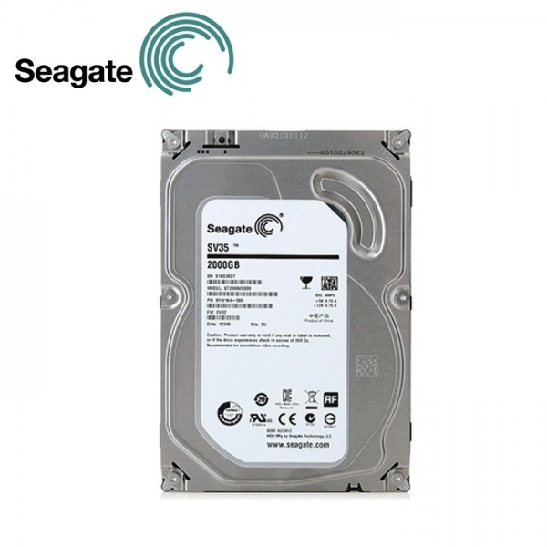 Seagate SV35 Series ST2000VX000 – HD interno 3,5 SATA
