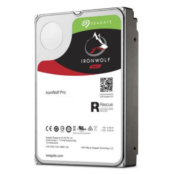 Seagate IronWolf Pro 3.5″ 8TB SATA. – Disco Duro