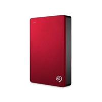 "Seagate Backup Plus Portable 5TB 2.5"" USB 3.0 Rojo - Externo"