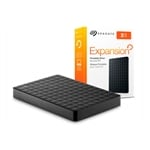 "Seagate Expansion Portable 2.5"" 2TB USB - Disco Duro Externo"