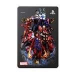 Seagate Game Drive HDD 2TB USB 30 Avengers Edition Team para PS4  Disco Duro Externo