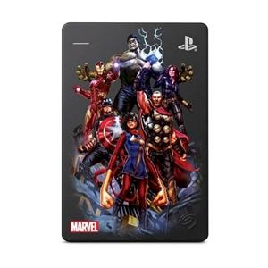 Seagate Game Drive HDD 2TB USB 30 Avengers Edition Team para PS4  Disco Duro Externo