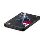 Seagate Game Drive HDD 2TB USB 30 Avengers Edition Thor para PS4  Disco Duro Externo