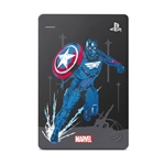 Seagate Game Drive HDD 2TB USB 30 Avengers Edition Capitán América para PS4  Disco Duro Externo